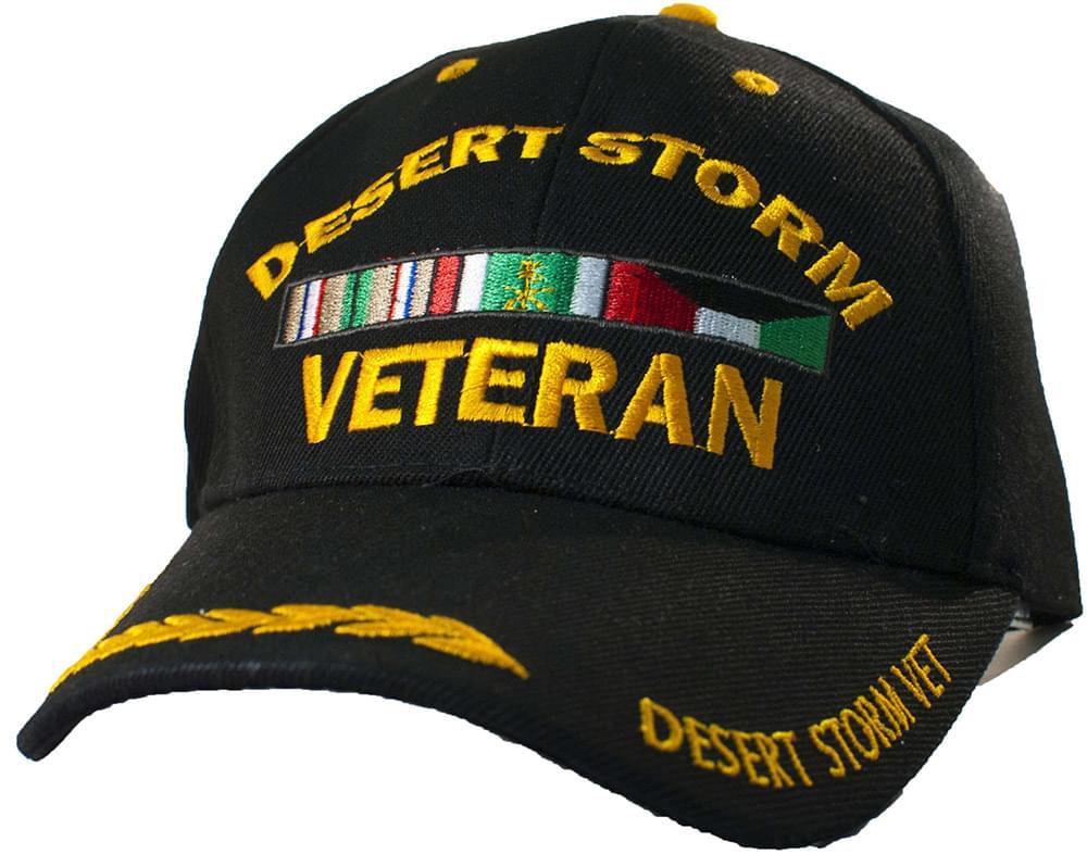Desert Storm Emb. Hat - Hat