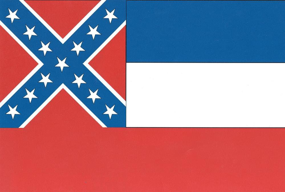Mississippi Flag Flag 3 X5 Polyester