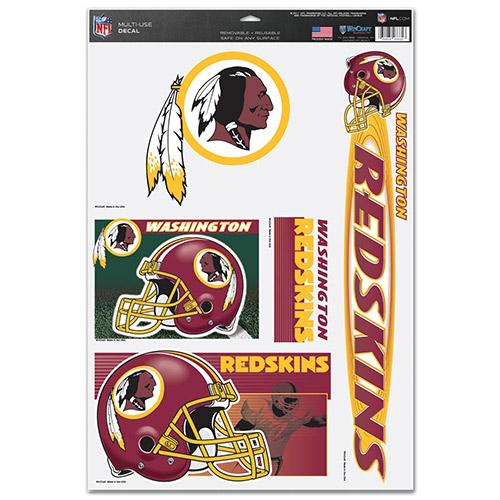 Washington Redskins 11 Quot X17 Quot Window Clings Decal